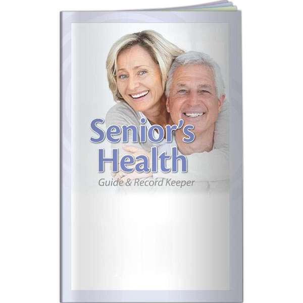 Printed Better Books - Senior's Health: Guide and Record Keeper