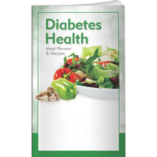 Custom Better Books - Diabetes Health: Meal Planner and Recipes