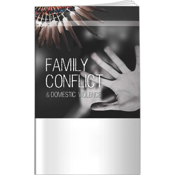 Customized Family Conflict and Domestic Violence Book- BetterBooks (TM)