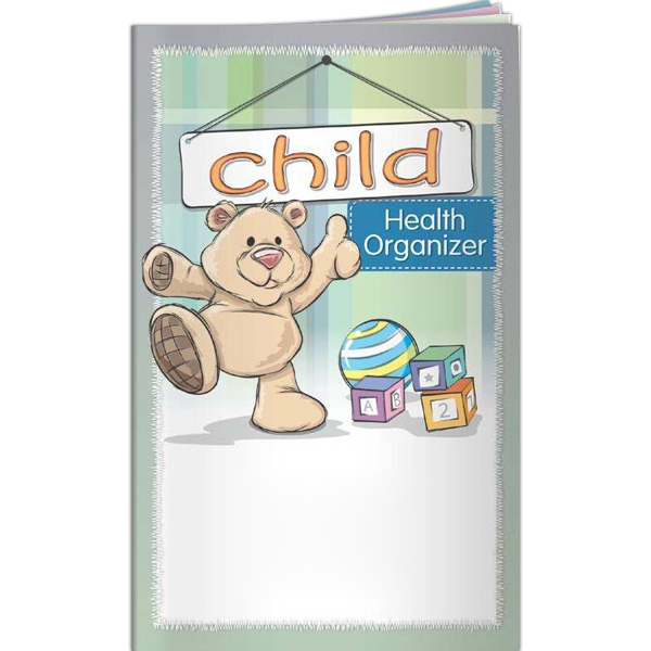 Customized Better Books - Child Health Organizer