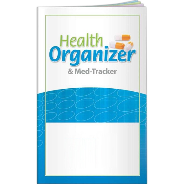 Imprinted Better Books - Health Organizer and Med-Tracker