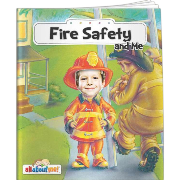 Custom All About Me - Fire Safety and Me
