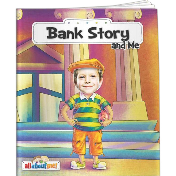Personalized All About Me - Bank Story and Me
