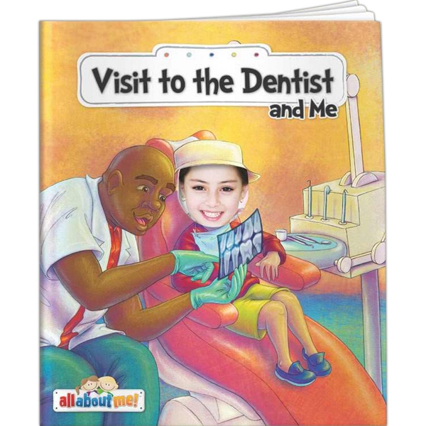 Imprinted All About Me - Visit to the Dentist and Me