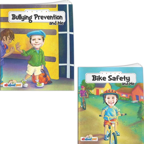Personalized All About Me - Bullying Prevention and Me