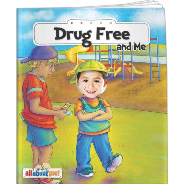 Imprinted All About Me - Drug Free and Me