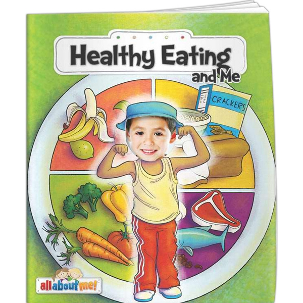 Customized All About Me - Healthy Eating and Me