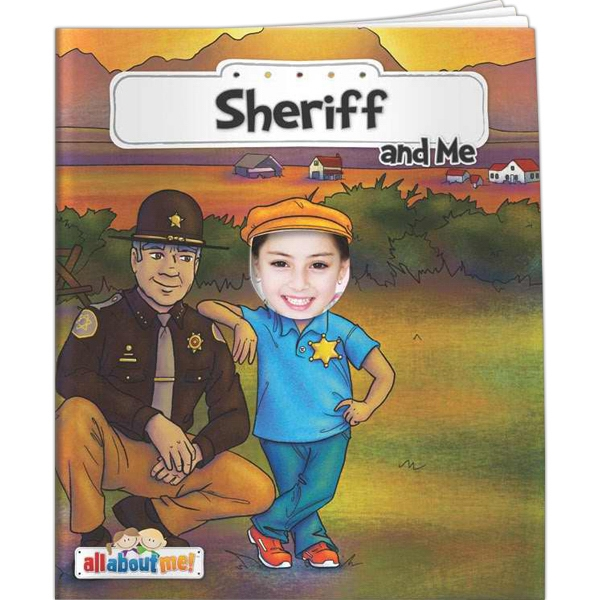 Custom All About Me - Sheriff and Me