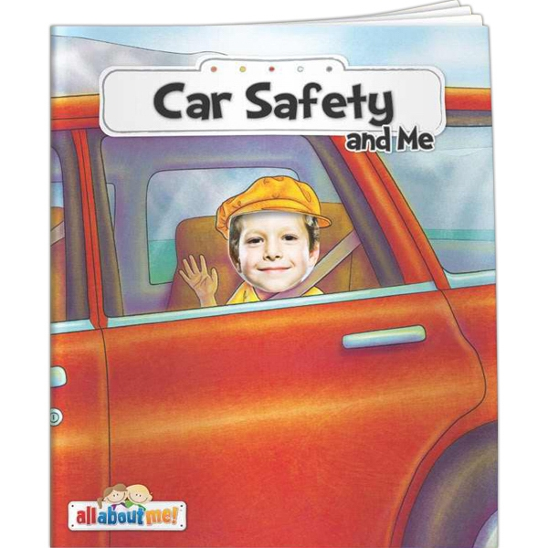 Printed All About Me - Car Safety and Me