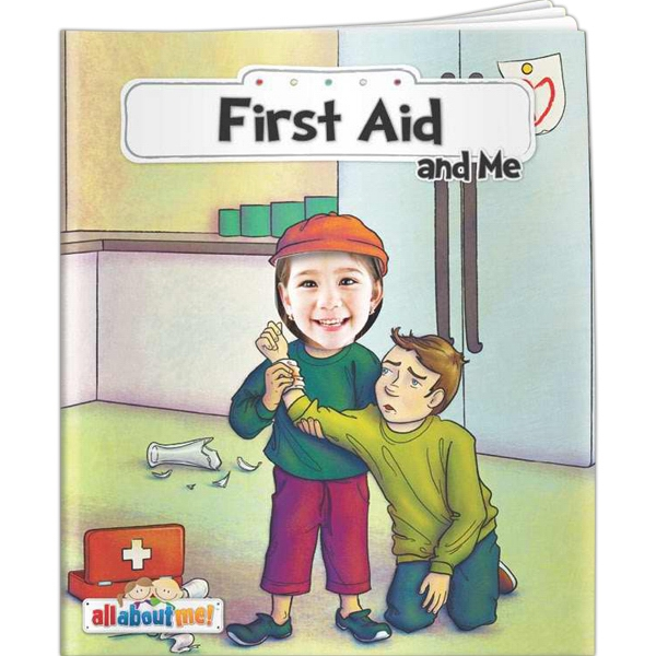 Customized All About Me - First Aid and Me