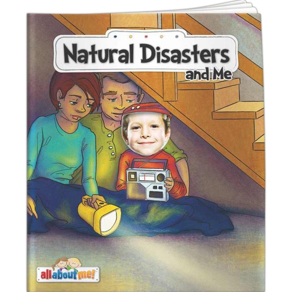 Customized All About Me - Natural Disasters and Me