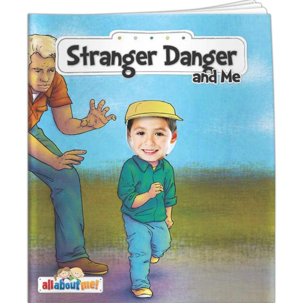 Promotional All About Me - Stranger Danger and Me