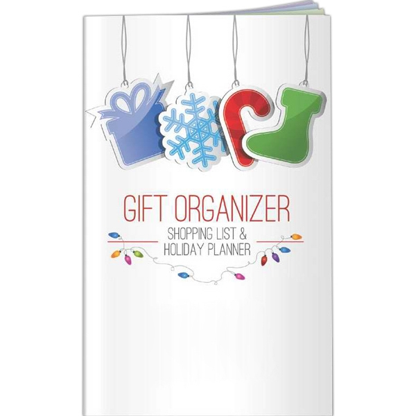 Imprinted Better Books - Gift Organizer: Shopping List Planner