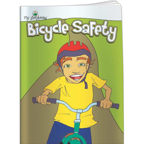 Personalized My Storybooks - Bicycle Safety