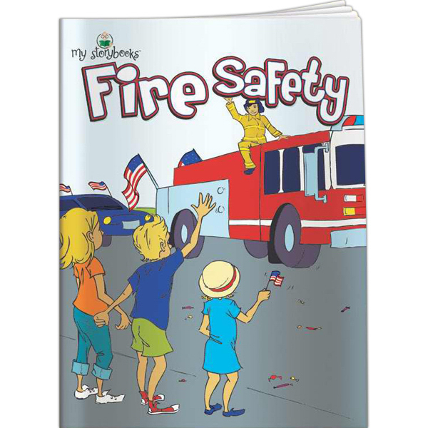 Imprinted My Storybooks - Fire Safety