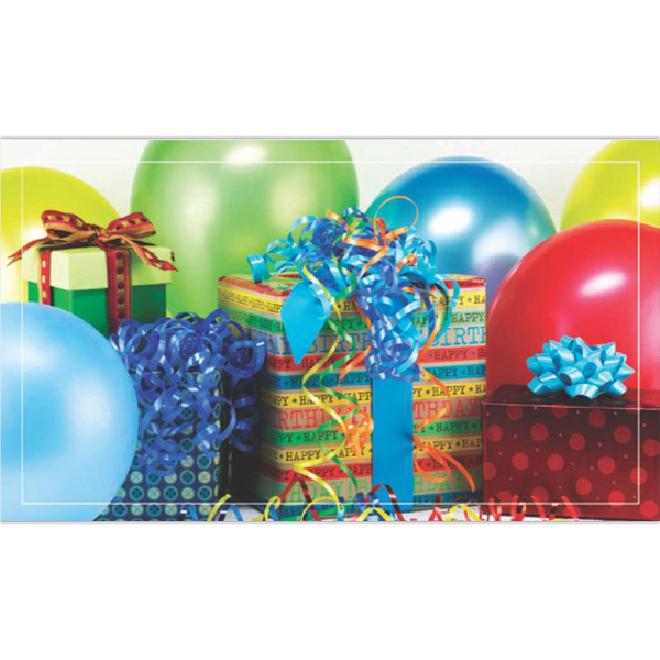Printed Gifts Galore Greeting Card