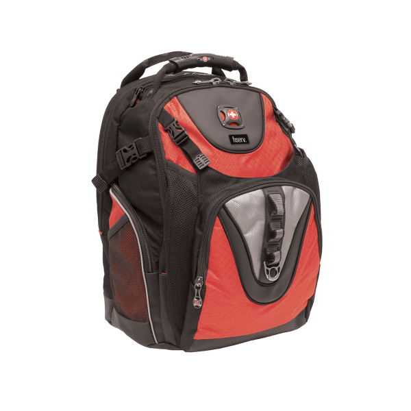 "Imprinted MAXXUM 15.4"" computer backpack"