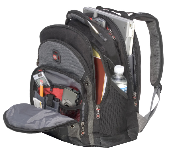 "Promotional SYNERGY 16"" computer backpack"