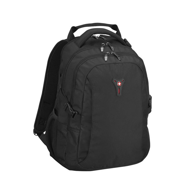 "Personalized SIDEBAR 16"" computer backpack with tablet / eReader pocket"