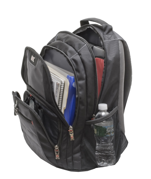 "Promotional PILLAR 16"" computer backpack"
