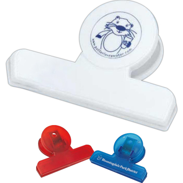 Promotional Round Chip Clip (Imprinted)