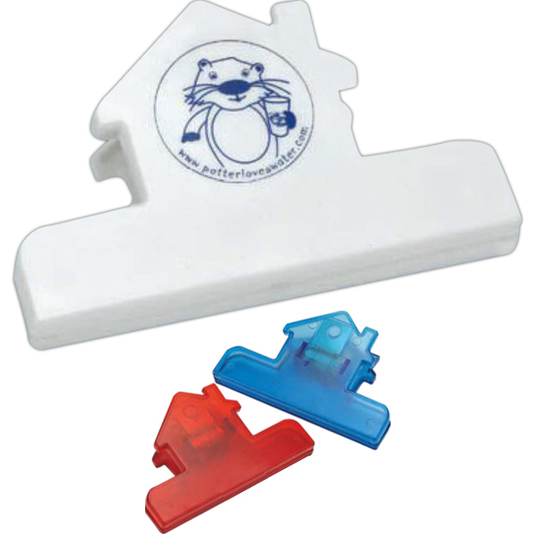 Promotional House Chip Clip (Imprinted)