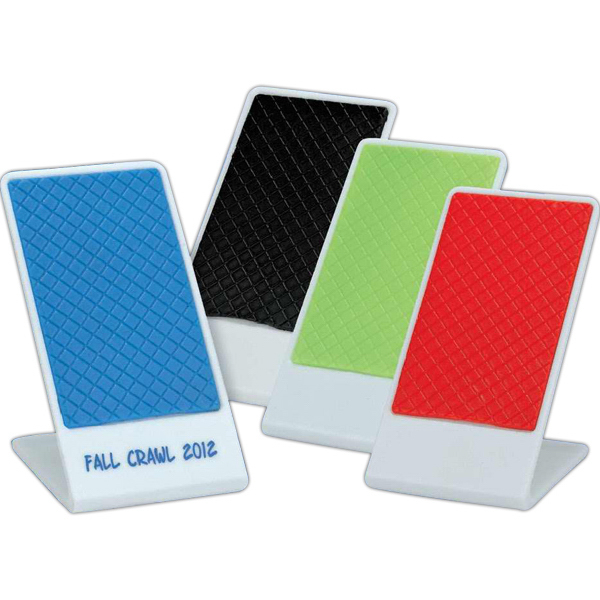 Promotional Anti-Slip Cell Phone Stand (Imprinted)