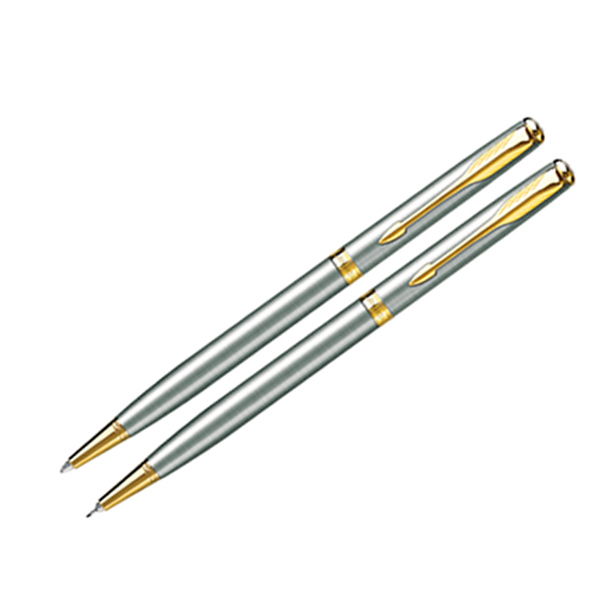 Promotional Sonnet Slim Ball Pen / Pencil Set