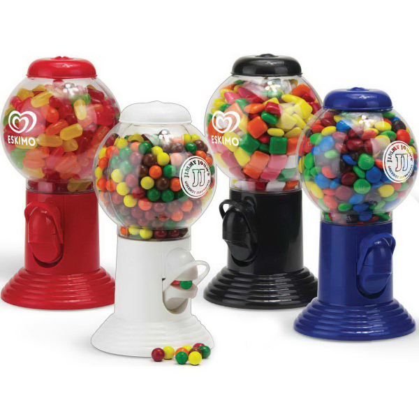 Personalized Candy Dispenser