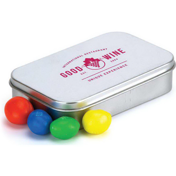 Customized Large Rectangular Tin
