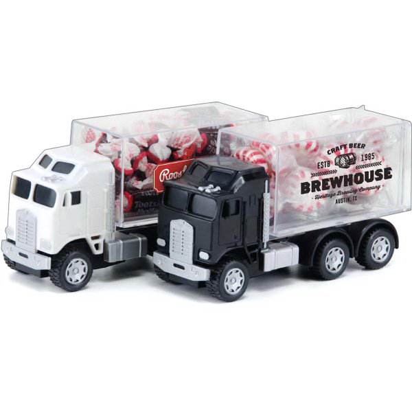 Promotional Truck Candy Container