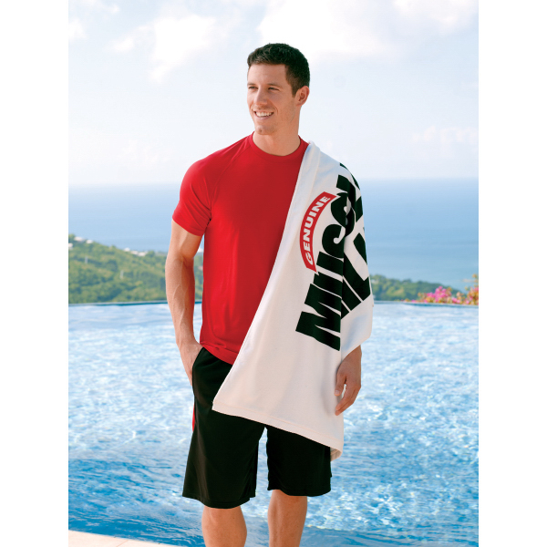 Imprinted Gym Towel