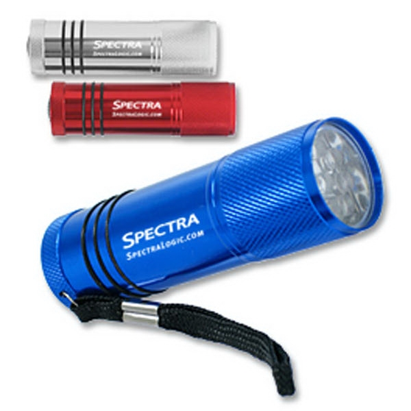 "Personalized 3"" LED Flashlight"