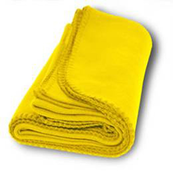 "Promotional Fleece Blanket 50"" x 60"""
