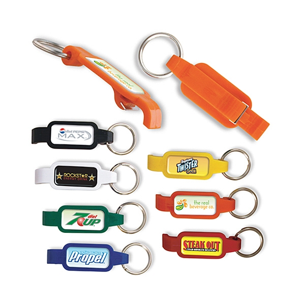Promotional Key Chain Bottle Cap Opener