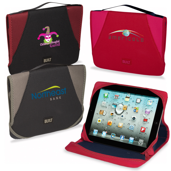 Customized Built (R) Convertible Neoprene Case for iPad (R)