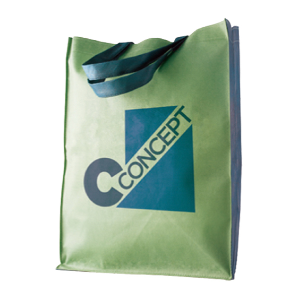 Personalized Flat Shopper Bag