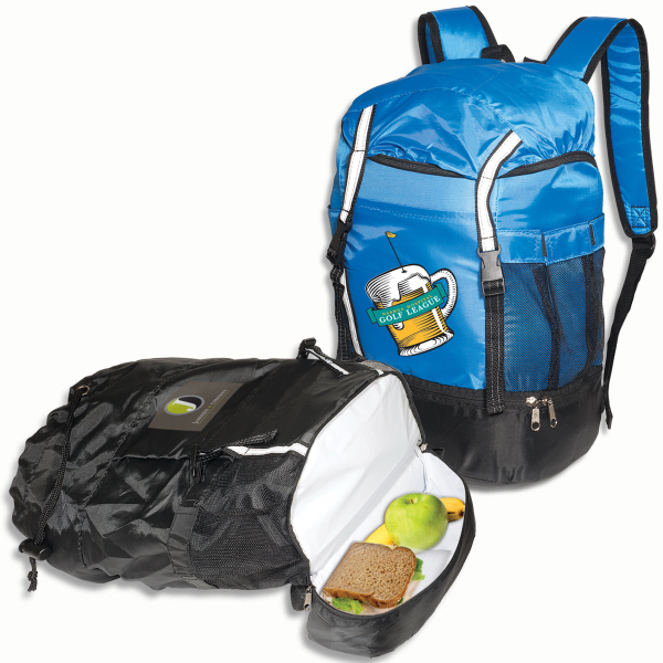 Promotional Hiker's Cooler Daypack