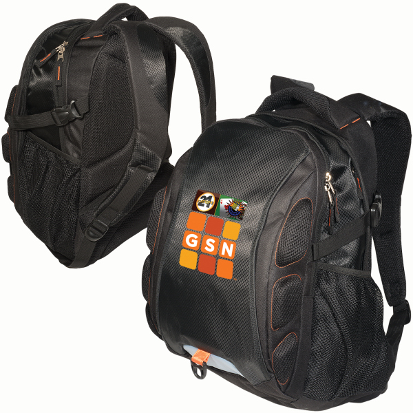 Personalized Weekend Warrior Backpack