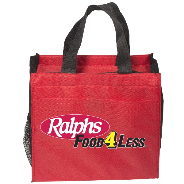 Imprinted Metro Insulated Lunch Tote