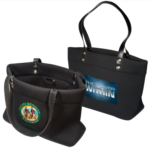 Personalized Executive Neoprene Tote
