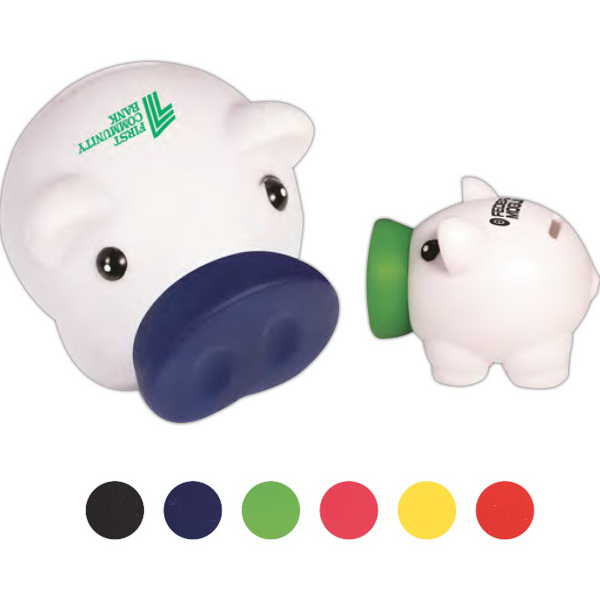 Custom Piggy Coin Bank
