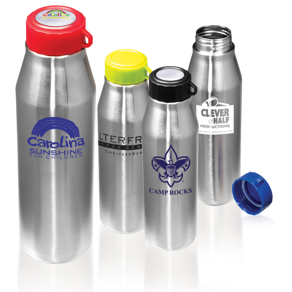 Printed 26 oz. Stainless Steel Bottle