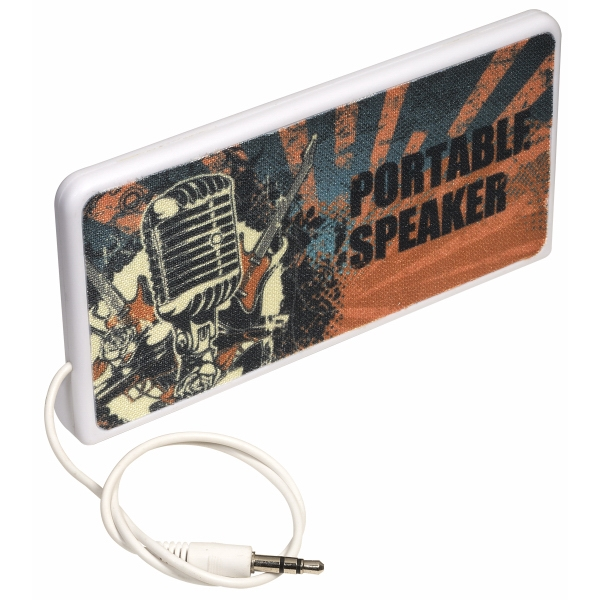 Personalized Portable Speaker