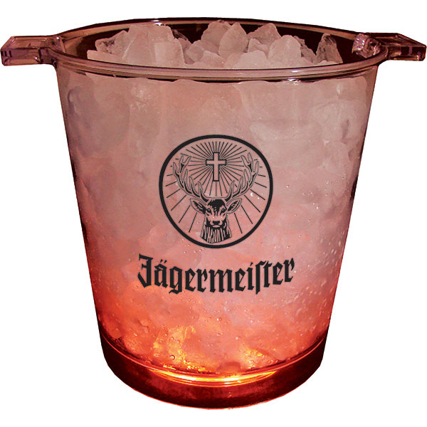 Imprinted 200oz 5-light ice bucket