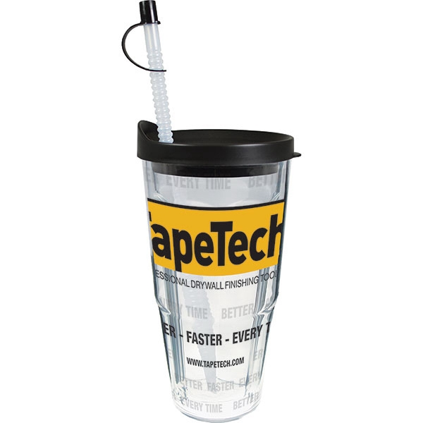 Promotional 24oz Thermal Travel Tumbler with Lid