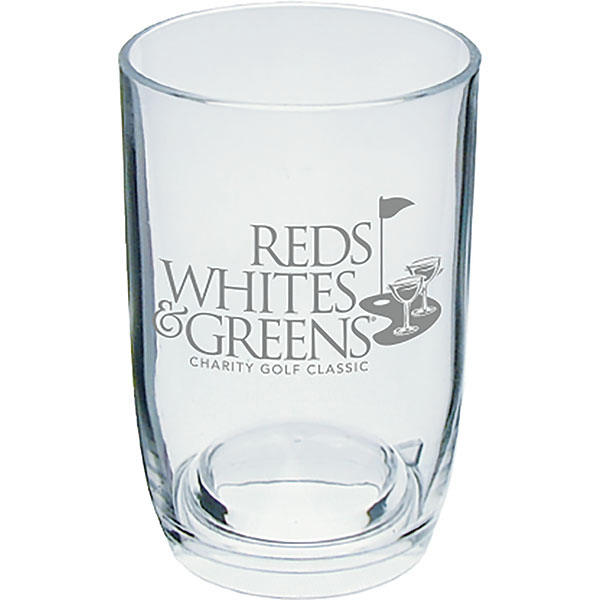 Promotional 3 oz stemless wine
