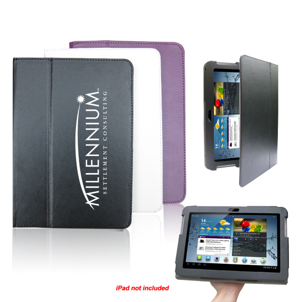 Custom Stand Folio Leather Case For Samsung Galaxy Tab 10.1 P5100