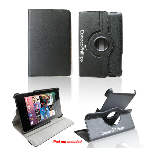 Custom 360 Rotating Leather Case For Google Nexus 7