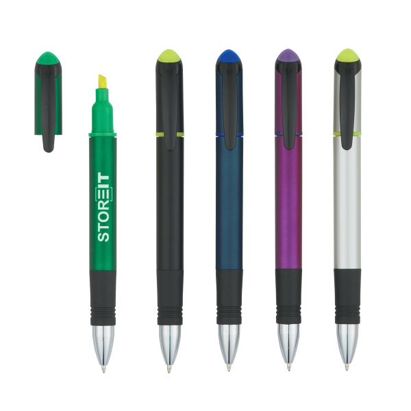 Promotional Domain Pen/Highlighter